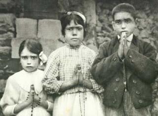 Τα παιδιά, στα οποία εμφανίστηκε η Παναγία