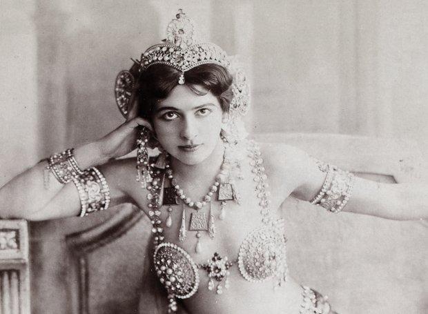 Μάτα Χάρι (Mata Hari)