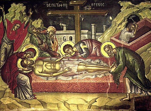Το Άγιο Πάσχα - Μεγάλη Παρασκευή