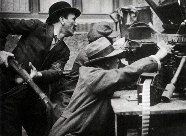 Η εξέγερση των Σπαρτακιστών