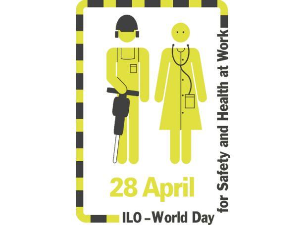 Παγκόσμια Ημέρα για την Υγεία και την Ασφάλεια στην Εργασία / Διεθνής Ημέρα Μνήμης Εργατών