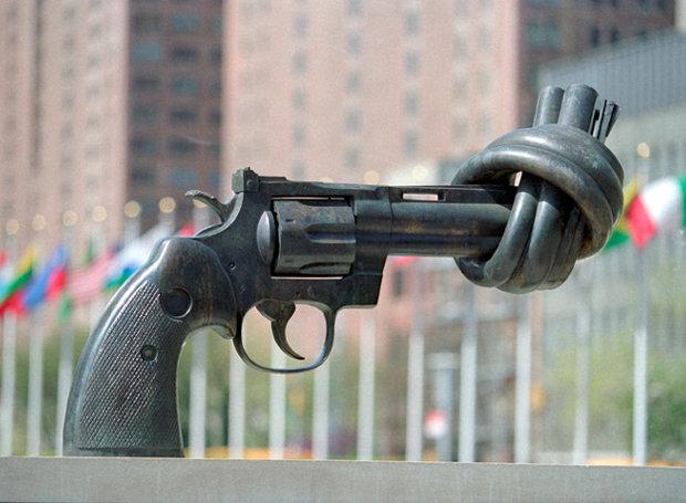 Διεθνής Ημέρα Μη Βίας