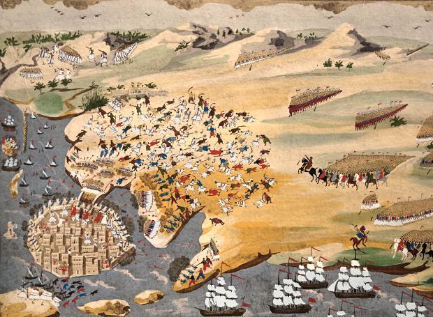 Η δεύτερη πολιορκία και η έξοδος του Μεσολογγίου